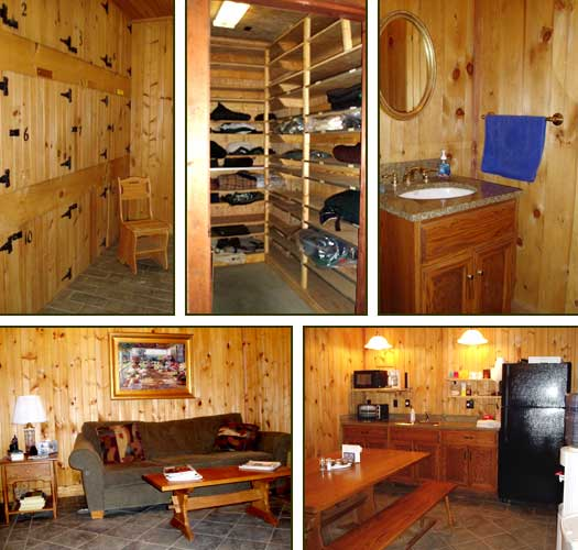 For The Riders, There Are Storage Areas, And Radiant Heated Tack Rooms,  Bathrooms And A Lounge.